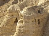 Qumran Caves, Israel, Middle East Reproduction photographique par Michael DeFreitas