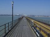 Southend Pier, Southend-On-Sea, Essex, England, United Kingdom, Europe Reproduction photographique par Ethel Davies