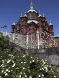 Uspenski Cathedral, Helsinki, Finland, Scandinavia, Europe Photographic Print by Dallas & John Heaton