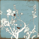 Song Birds IV Pôsters por Amy Melious