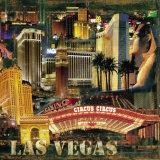 Las Vegas II Prints by John Clarke