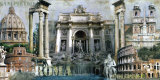 Roma Pósters por John Clarke