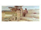 The Voice of Spring, 1908 Giclee Print by Sir Lawrence Alma-Tadema