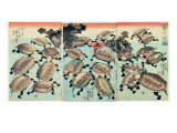 Kinki-Myo-Myo Impressão giclée por Kuniyoshi Utagawa