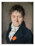 Portrait of Lazare Nicolas Marguerite Carnot Giclee Print by Louis Leopold Boilly