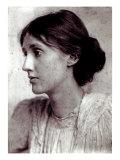 Virginia Woolf, 1902 Gicléedruk van George Charles Beresford