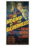 The Hound of The Baskervilles, 1939 Kunst