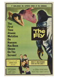 The Fly, 1958 Posters