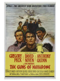 The Guns of Navarone, 1961 Art