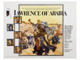 Lawrence of Arabia, 1963 Kunstdrucke