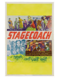 Stagecoach, 1939 Premium gicléedruk