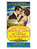 An Affair to Remember, 1957 Posters