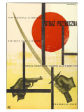 Yojimbo, 1961 Giclée-Premiumdruck