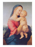 The 'Tempi' Madonna, 1508 Giclée-vedos tekijänä Raphael,