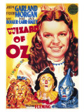 The Wizard of Oz, Italian Movie Poster, 1939 高品質プリント