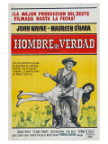 McLintock, Argentine Movie Poster, 1963 ポスター