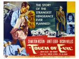 Touch of Evil, 1958 Pôsters