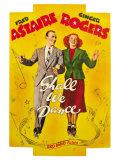 Shall We Dance, 1937 ポスター
