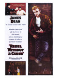 """Ung rebell, """"Rebel Without a Cause"""", 1955 Konst"""