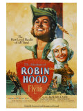 The Adventures of Robin Hood, 1938 Arte