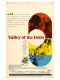 Valley of the Dolls, 1967 ポスター