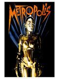 Metropolis, 1926 Láminas