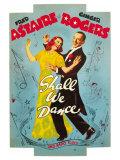 Shall We Dance, 1937 アート