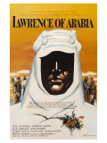 Lawrence of Arabia, 1963 Kunstdruck