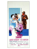 My Fair Lady, Italian Movie Poster, 1964 Print