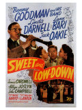 Sweet and Low-Down, 1944 Affiches