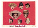 Mary Poppins, 1964 ポスター