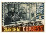 Shanghai Express, 1932 Kunstdrucke