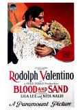 Blood and Sand, 1941 Giclée-Premiumdruck
