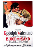 Blood and Sand, 1941 Stampe