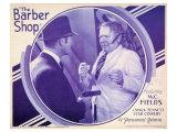 The Barber Shop, 1933 Prints