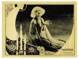 Salome, UK Movie Poster, 1923 Premium gicléedruk