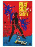 West Side Story, Italian Movie Poster, 1961 Poster