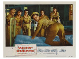 Mister Roberts, 1955 Poster