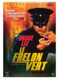 The Green Hornet, French Movie Poster, 1966 Posters