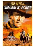 The Searchers, Spanish Movie Poster, 1956 高品質プリント