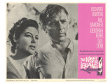 The Night of the Iguana, 1964 Posters