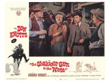 The Shakiest Gun in The West, 1968 ポスター