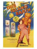 This Island Earth, 1954 高品質プリント