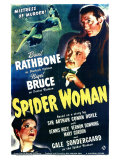Spider Woman Poster