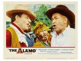 The Alamo, 1960 Print