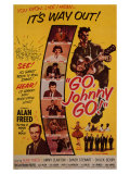 Go, Johnny, Go!, 1959 Posters