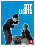 City Lights, Belgian Movie Poster, 1931 Premium gicléedruk