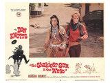 The Shakiest Gun in The West, 1968 高品質プリント