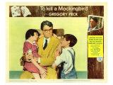 To Kill a Mockingbird, 1963 Print