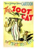 The Zoot Cat, 1944 Art